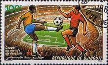 [Airmail - Football World Cup - Mexico 1986, Typ IV]
