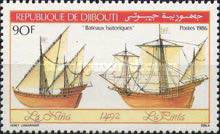 [Historic Ships of Columbus, 1492, Typ IZ]