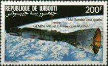 [Airmail - Space Anniversaries, Typ JK]