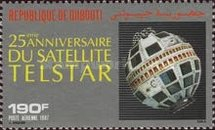[Airmail - Telecommunications Anniversaries, Typ KB]