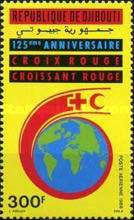 [Airmail - The 125th Anniversary of Red Cross, Typ KI]