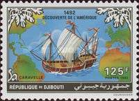 [The 500th Anniversary of Discovery of America by Columbus, Typ MM]