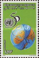[The 50th Anniversary of the United Nations, Typ OB]