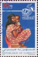 [The 50th Anniversary of UNICEF, Typ OY]
