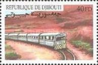 [Locomotives from around the World, type RP]