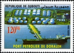 [The Port of Doraleh, Typ VP]