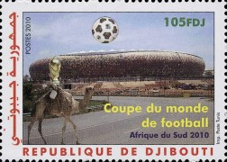 [Football World Cup - South Africa, Typ VV]