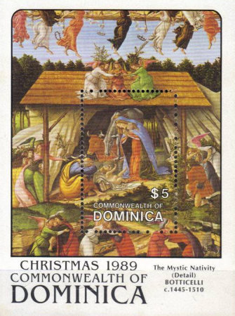 [Christmas - Paintings by Botticelli, Typ ]