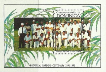 [The 100th Anniversary (1991) of Botanical Gardens, Typ ]