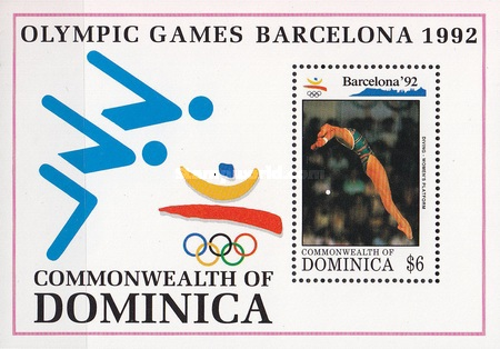 [Olympic Games - Barcelona, Spain, Typ ]