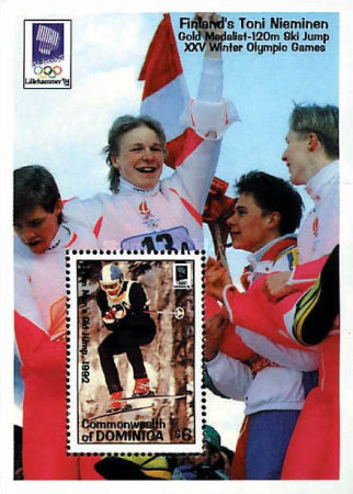 [Winter Olympic Games '94 - Lillehammer,  Norway, Typ ]