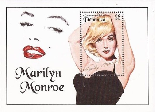 [The 32nd Anniversary of the Death of Marilyn Monroe, 1926-1962, Typ ]