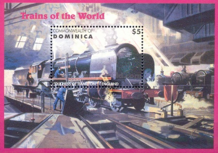 [Trains of the World, Typ ]