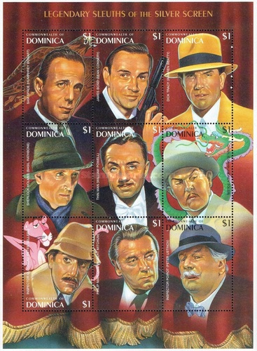 [The 100th Anniversary of Cinema - Screen Detectives, Typ ]