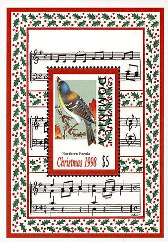 [Christmas - Birds, Typ ]