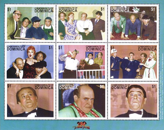 [Scenes from The Three Stooges (American T.V. Comedy Series), Typ ]