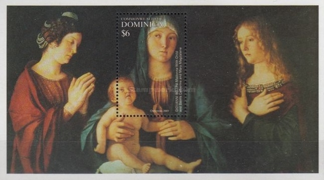 [Christmas - Paintings by Giovanni Bellini, Typ ]