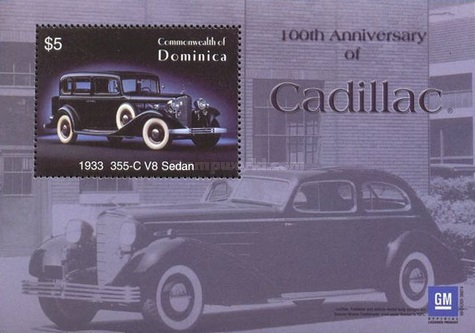 [The 100th Anniversary of General Motors Cadillac, Typ ]