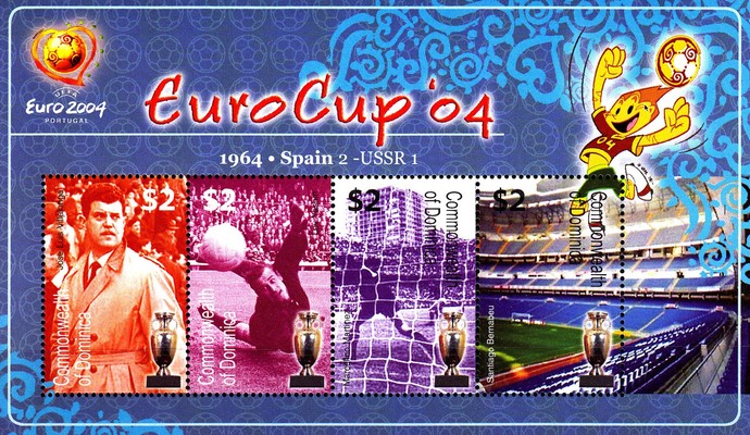 [European Football Championship 2004, Portugal - Commemoration of Match between Spain and USSR (1964), Typ ]