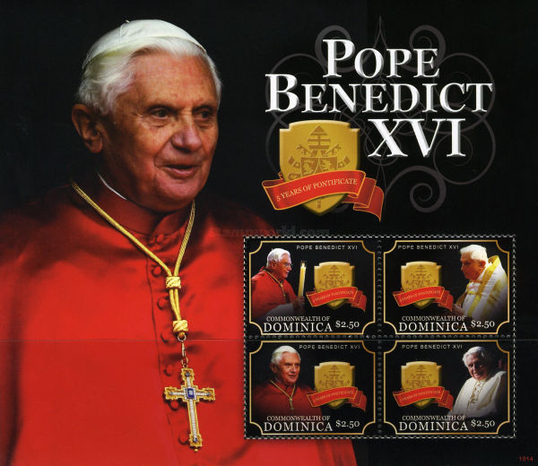 [The 5th Anniversary of the Pontification of Pope Benedict XVI, Typ ]