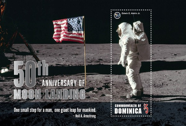 [Space - The 50th Anniversary of the Moonlanding, type ]