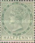[Queen Victoria - New Watermark, type A10]