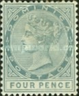 [Queen Victoria - New Watermark, Typ A16]
