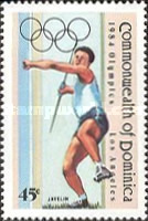 [Olympic GAmes - Los Angeles, USA, Typ AAQ]
