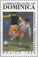 [Football World Cup - Mexico 1986, Typ AEI]