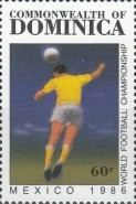[Football World Cup - Mexico 1986, Typ AEJ]