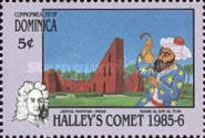 [Appearance of Halley's Comet, Typ AES]