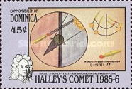 [Appearance of Halley's Comet, Typ AEU]