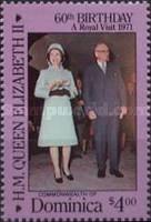 [The 60th Anniversary of the Birth of Queen Elizabeth II, Typ AEZ]