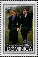 [Royal Wedding of Prince Andrew and Miss Sarah Ferguson, Typ AFR]