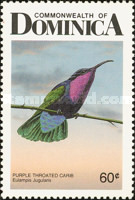 [Birds of Dominica, Typ AGQ]