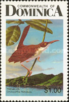 [Birds of Dominica, Typ AGS]
