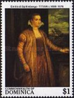[The 500th Anniversary of the Birth of Titian, 1488-1576, Typ ALU]