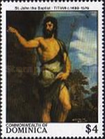 [The 500th Anniversary of the Birth of Titian, 1488-1576, Typ ALX]