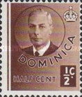 [New Currency - King George VI in Medallion, Typ AN]