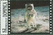 [The 20th Anniversary of First Manned Landing on Moon, Typ APF]