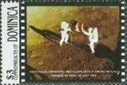 [The 20th Anniversary of First Manned Landing on Moon, Typ APG]