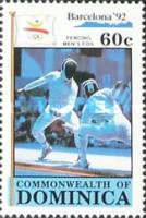 [Olympic Games - Barcelona 1992, Spain, Typ ATQ]