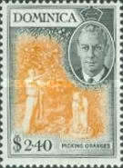 [New Currency - King George VI in Medallion, Typ AY]