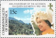 [The 40th Anniversary of Queen Elizabeth II's Accession, Typ AZA]