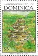 [The 100th Anniversary (1991) of Botanical Gardens, type AZM]