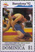 [Olympic Games - Barcelona, Spain, Typ BCT]