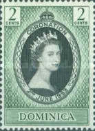[Coronation of Queen Elizabeth II, Typ BD]