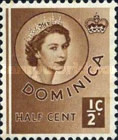[Issues of 1951 but with Portrait of Queen Elizabeth II, Typ BE]