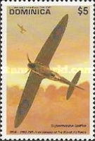 [The 75th Anniversary of Royal Air Force (RAF), Typ BGW]