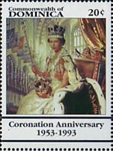 [The 40th Anniversary of Coronation of Queen Elizabeth II, Typ BGY]